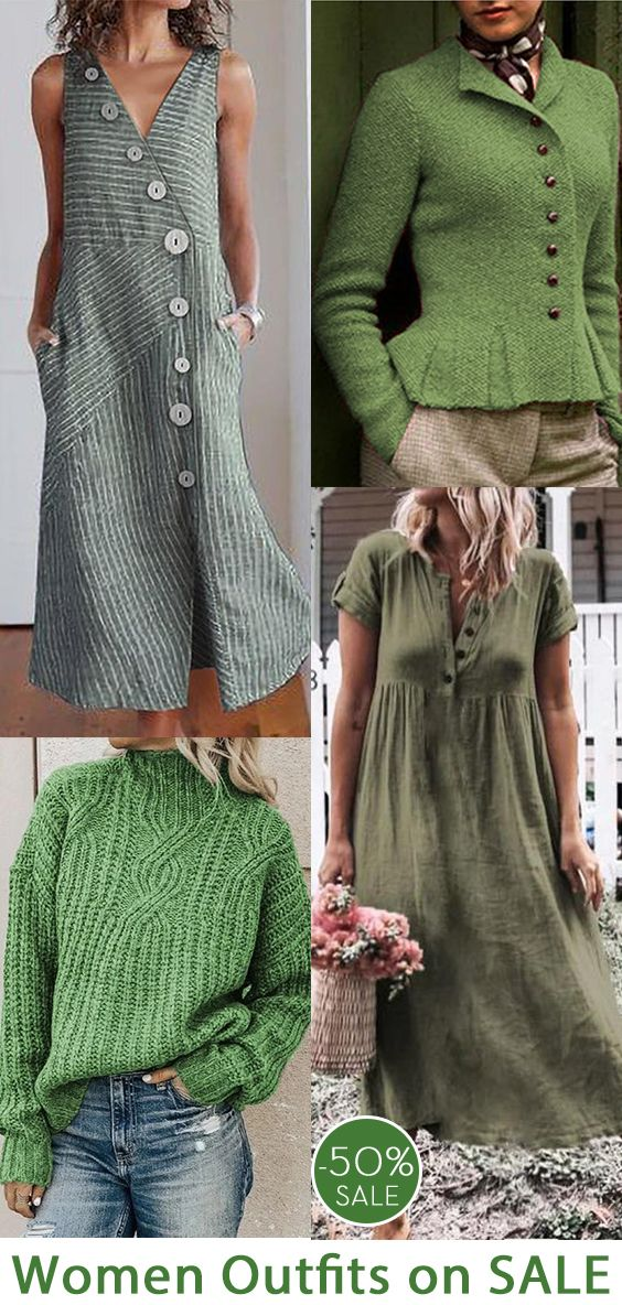 Womens casual DRESS & SWEATER now 50% OFF.| Multiple colors.| Daily must-have.| SHOP NOW!