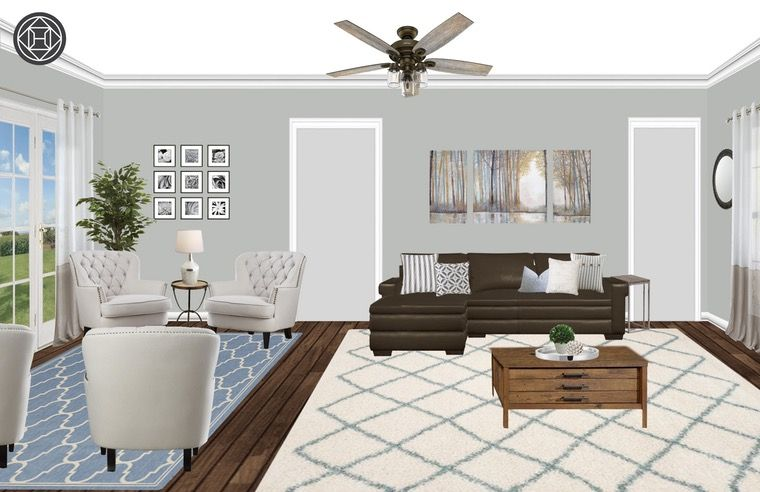 Living Room Designer Prepossessing Contemporary Modern Industrial Rustic Transitional Living Room Decorating Inspiration