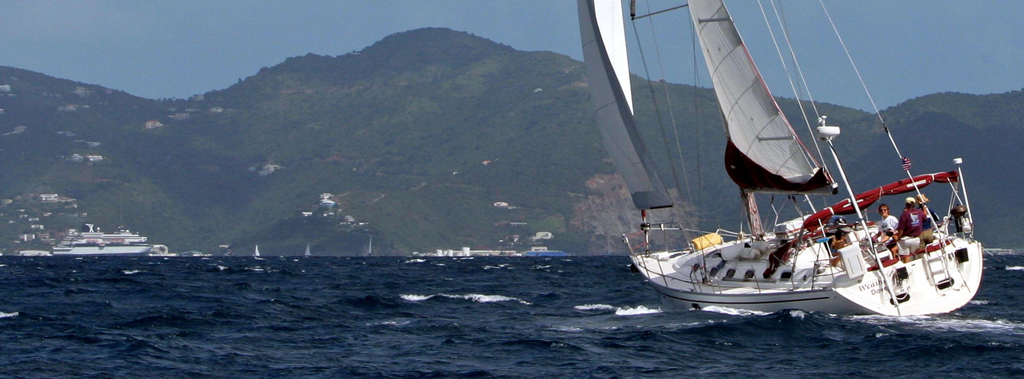 Blue Water Sailing School Sailing Lessons Sailing Courses Asa