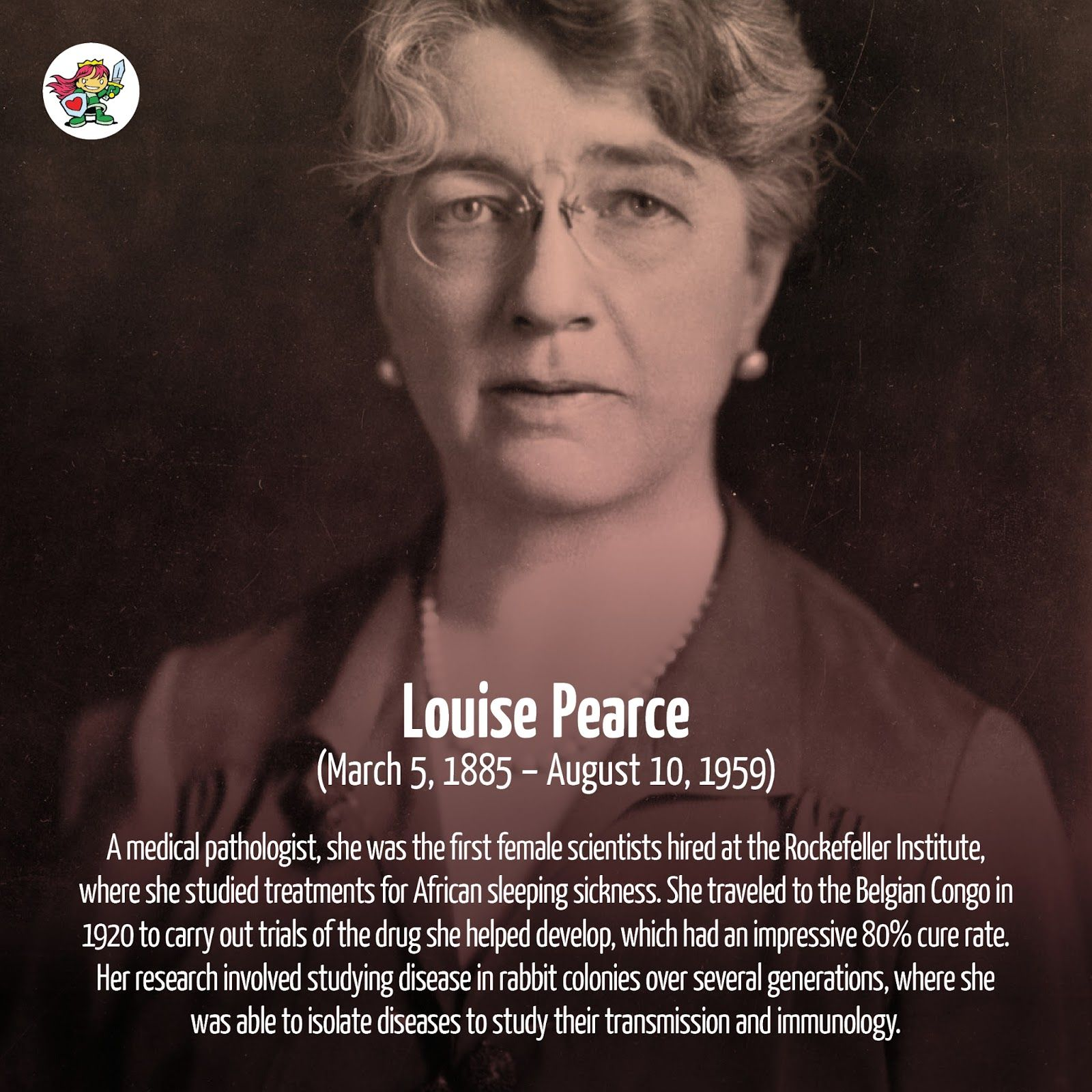 Painful louise pearce