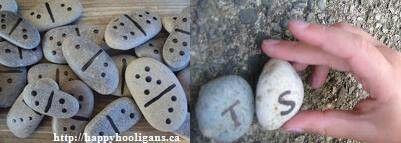 jocs amb pedres