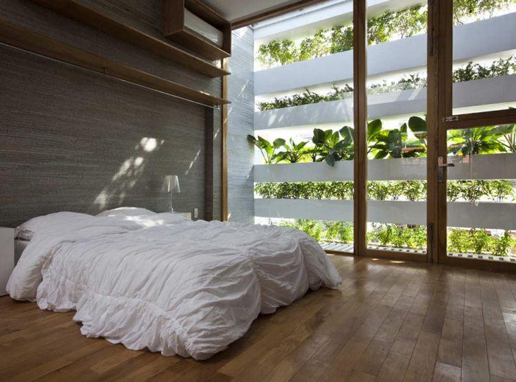 'Stacking Green' House in Saigon, Vietnam