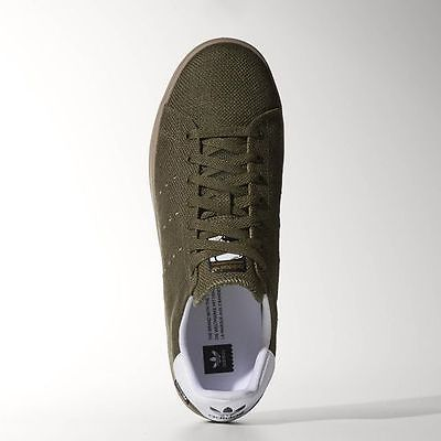 adidas originals stan smith vulc green