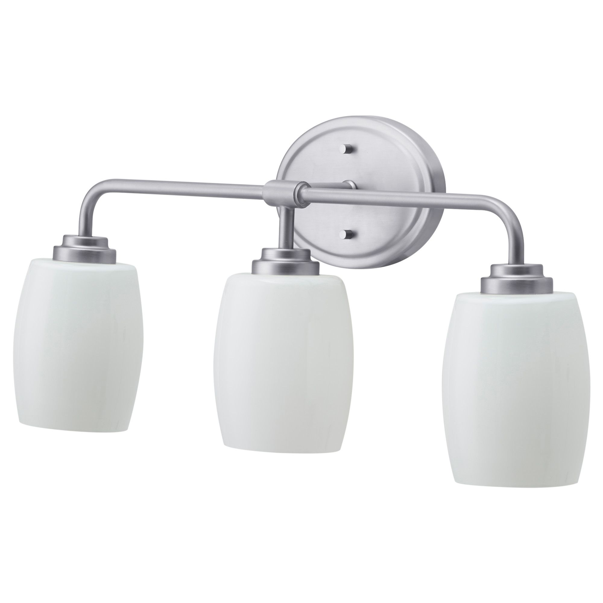 Bathroom Lighting Ikea: VALLMORA Wall Lamp, 3-spots, Nickel Plated