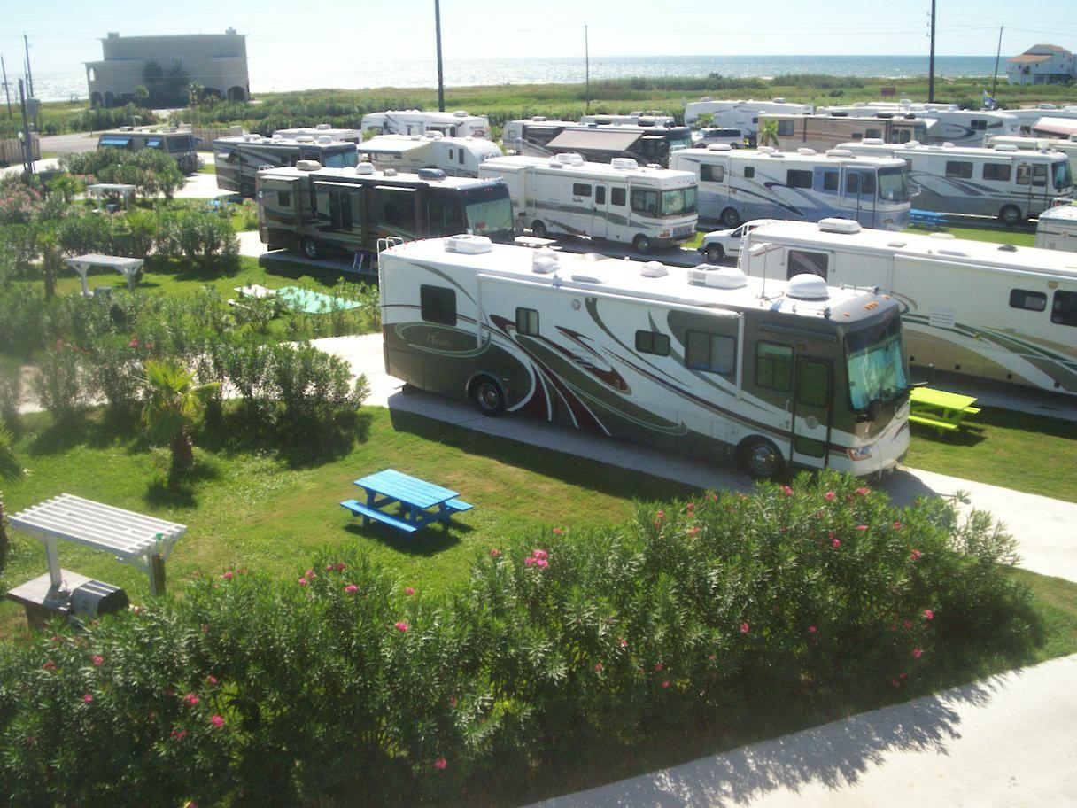 Jamaica Beach RV Park Is Galveston Islands Newest