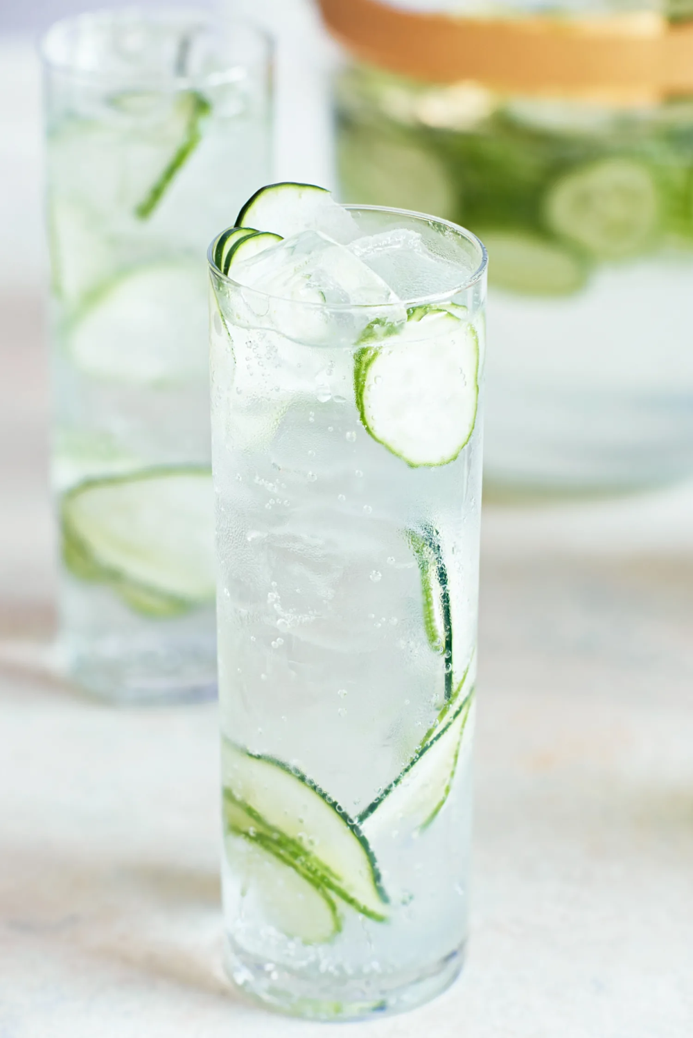 What To Make With That Bottle Of Gin Gin Drinks Pitcher Cocktails Gin And Tonic