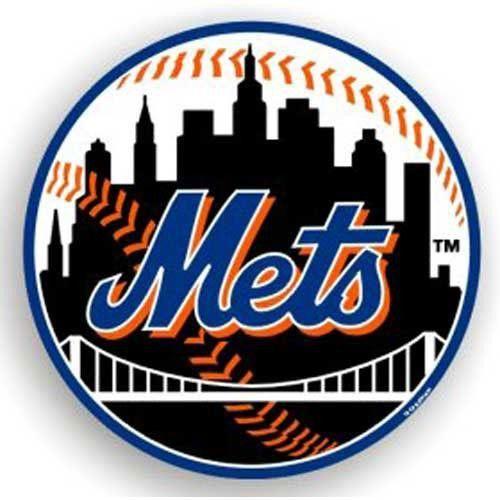 New York Mets Mlb 12 Car Magnet Ny Mets Logo New York Mets Logo New York Mets Baseball