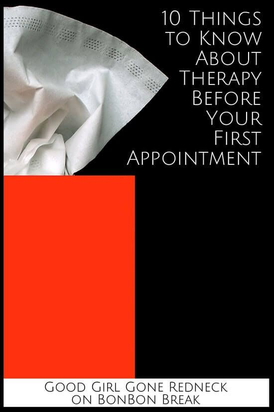 10 things to know before your first therapy appointment P