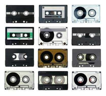 Summer mixed tapes