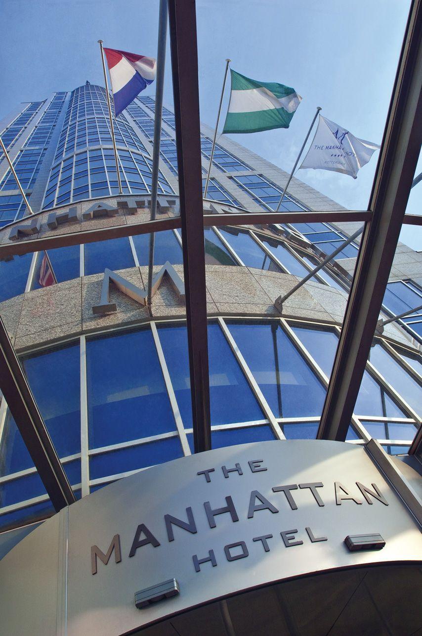 The Manhattan Hotel Rotterdam Only S Star Luxury In Netherlands