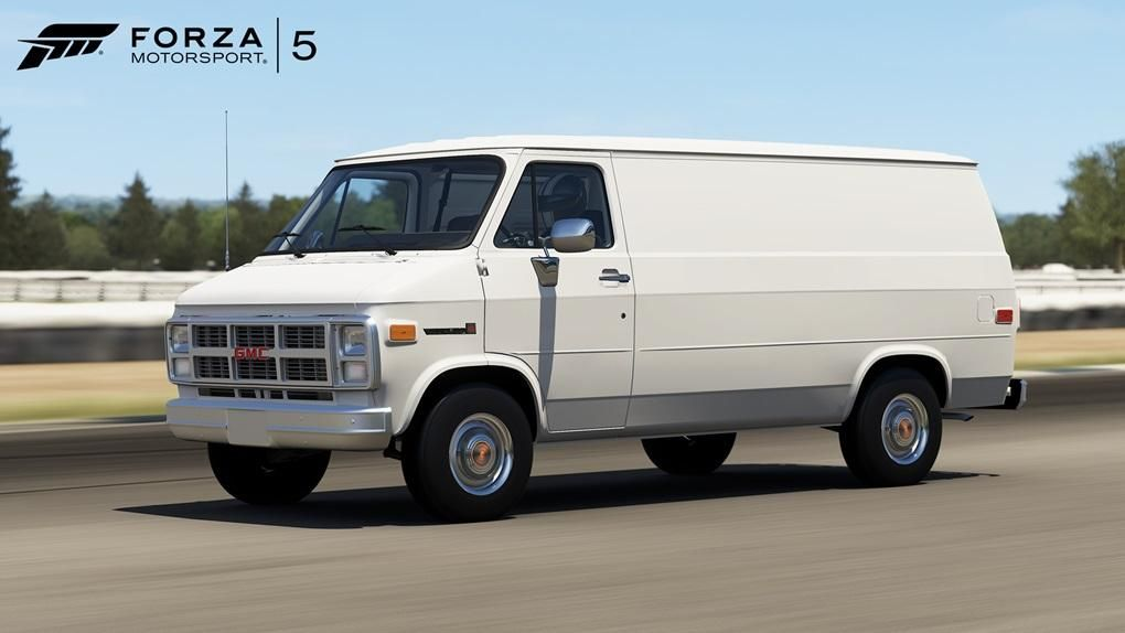 Final Forza 5 Monthly DLC Out Now Includes Van From A Team