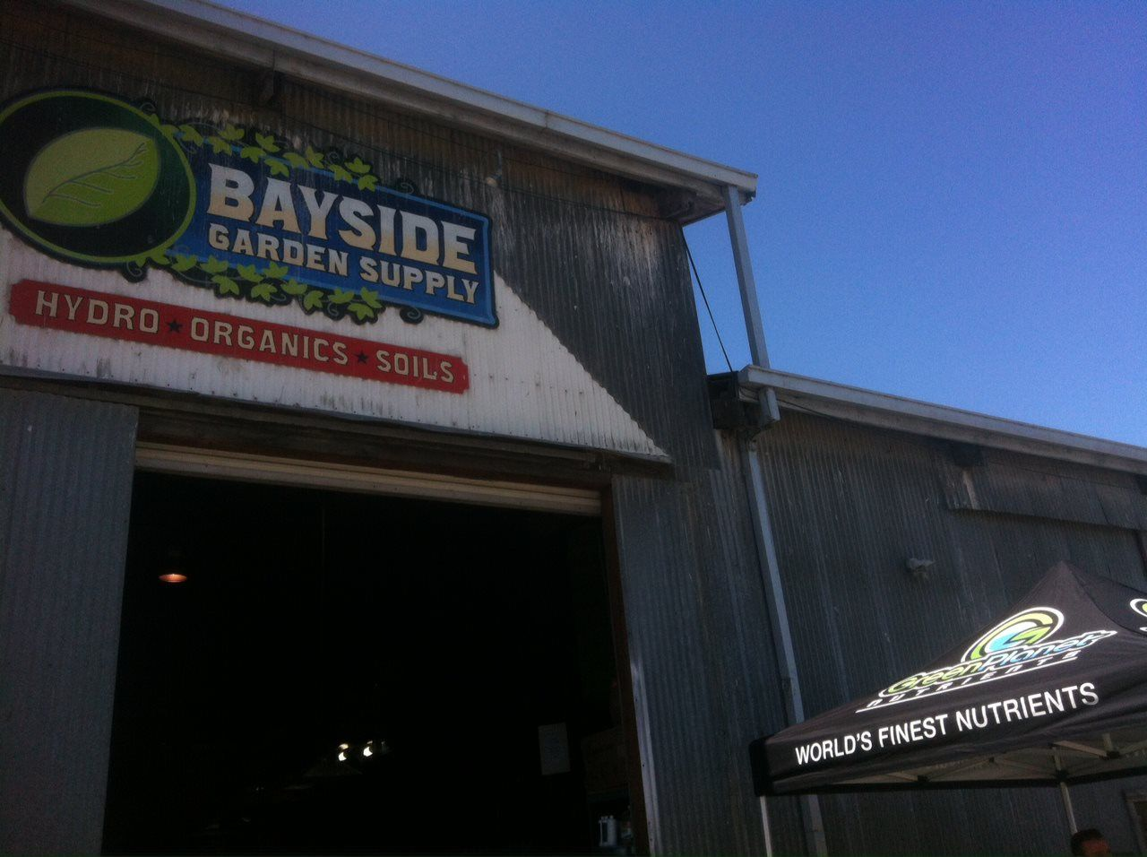 Bayside Garden Supply in Arcata, CA! Garden supplies