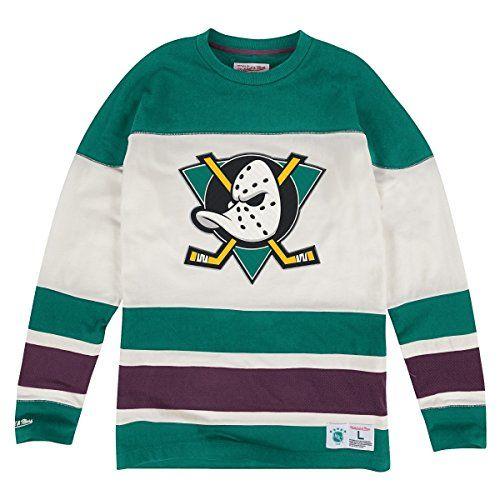 Anaheim Ducks Throwback Jersey