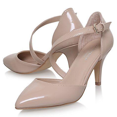 5bd178ff8 Buy Carvela Kite Mid Heel Court Shoes