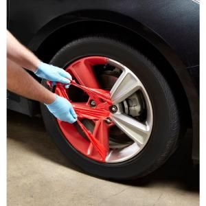 Rust Oleum Flexidip 11 Oz Matte Red Removable Rubber Coating Spray 276291 The Home Depot Rustoleum Automatic Car Wash Red Spray Paint