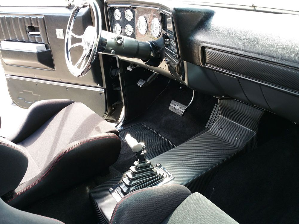 Details About 73 87 Chevy Truck Center Bench Seat Console