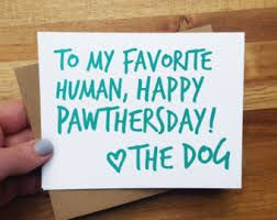 Image result for dog fathers day gift