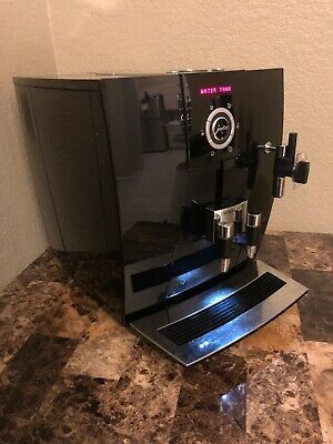 *Jura Impressa J6 Super Automatic Espresso Machine Piano Black???? *Clean* #juraimpressa