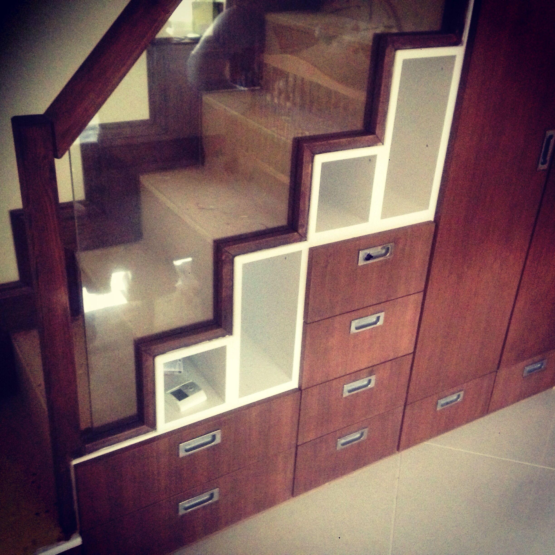 Staircase Wardrobe Spacesaver Wardrobe Design Kitchen Room Design Stairs Design