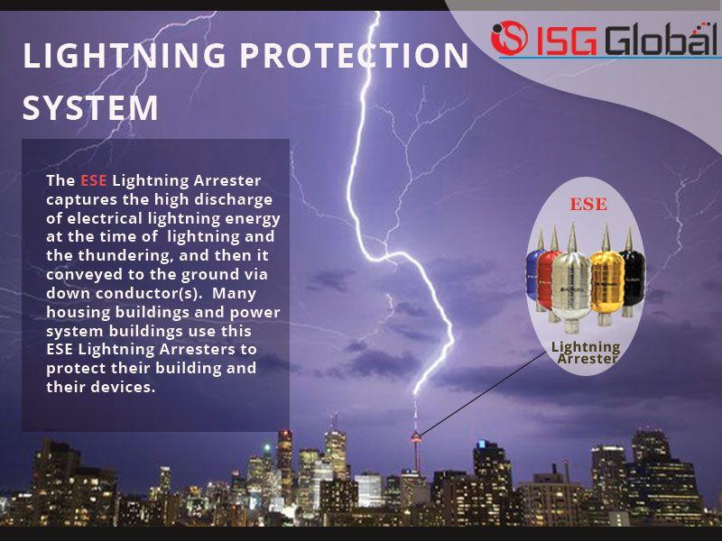Lightning Protection System Protection System Lightning