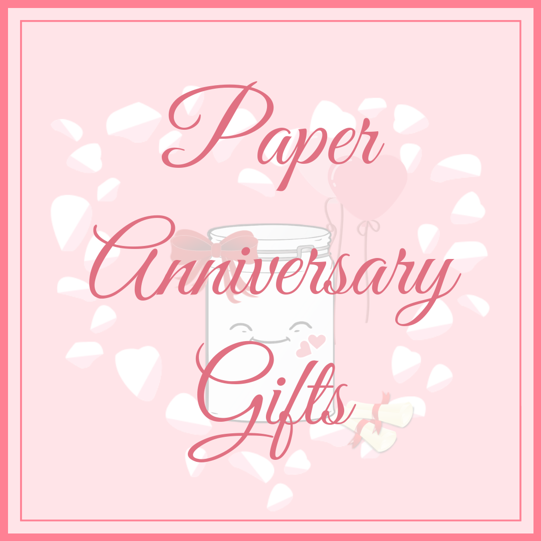 Happy 1st anniversary gift ideas for couples. One year