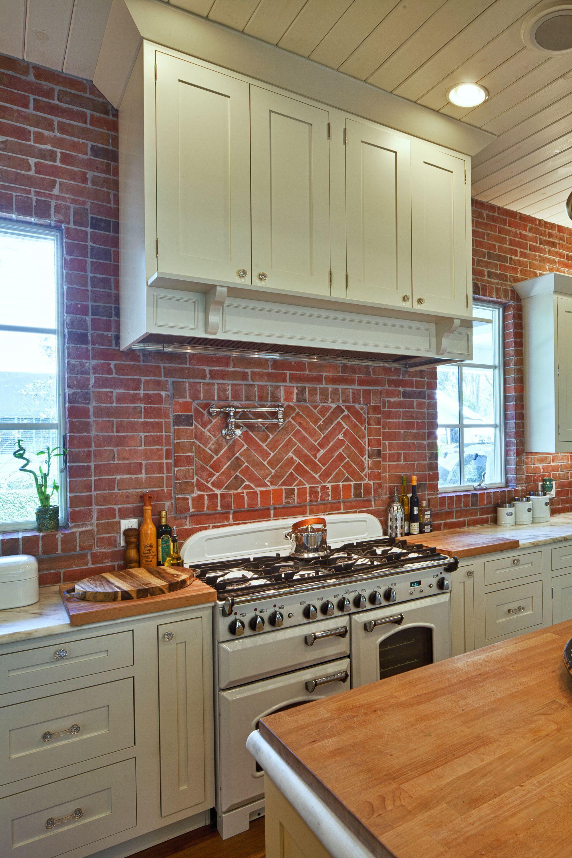 Farmhouse Style Kitchen Designed By Monarch Kitchen Bath Range