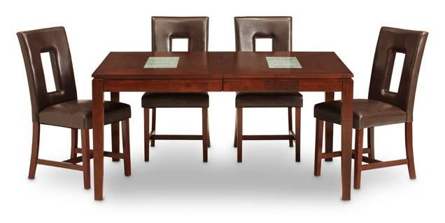 Dining Table With Matching Bar Stools For Kitchen Kitchen Table