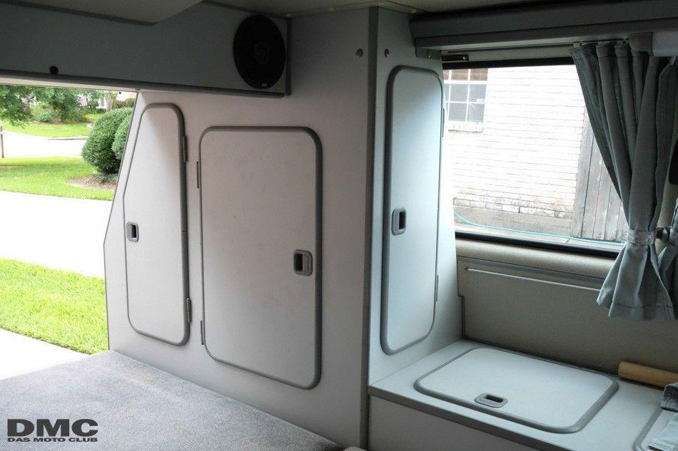 Texasvanagons Volkswagen Camper Vw Camper Closet Doors