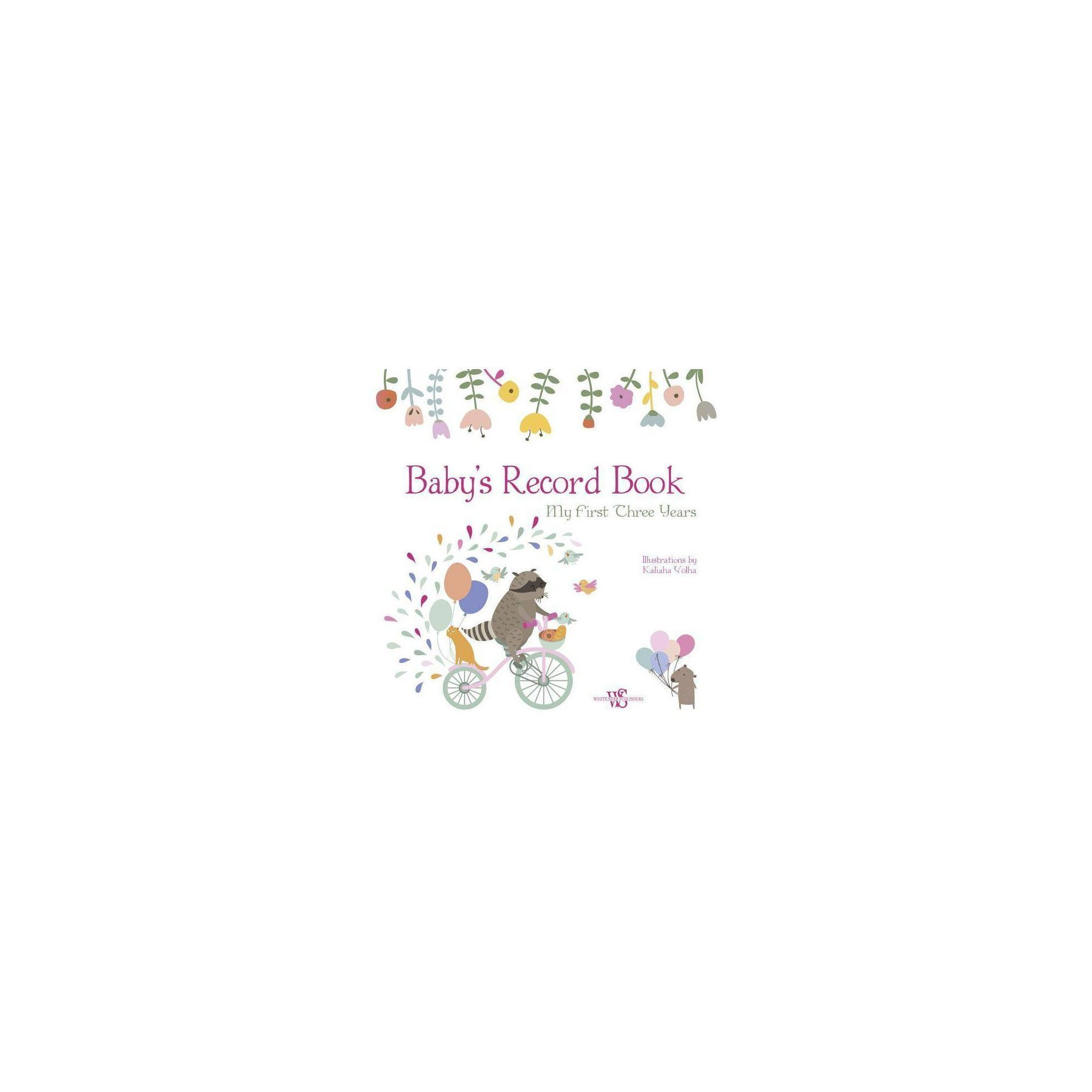 Baby's Record Book (Girl) - (Hardcover) #babyrecordbook Baby's Record Book (Girl) - (Hardcover) #babyrecordbook Baby's Record Book (Girl) - (Hardcover) #babyrecordbook Baby's Record Book (Girl) - (Hardcover) #babyrecordbook