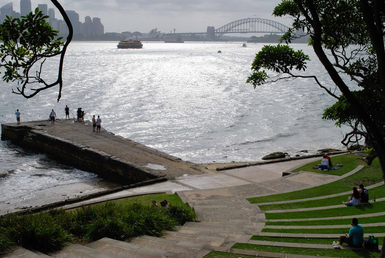 Bradley's Head Amphitheatre, Sydney Australia [McGregor ...