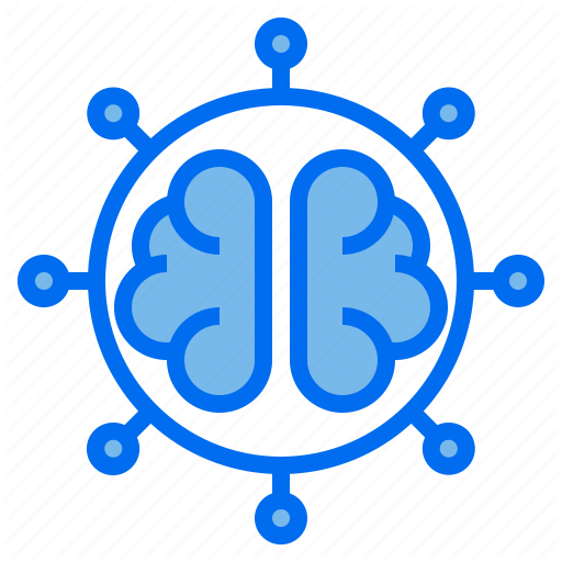 Artificial Brain Intelligence Robotics Technology Icon Download On Iconfinder Technology Icon Icon Technology