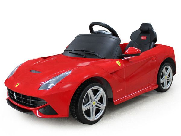 Ferrari F12 Berlinetta Special Edition Remote Control Ride On Car With 12v Motor The Special Edition Remote Cont Battery Powered Car Ferrari F12 Kids Ride On
