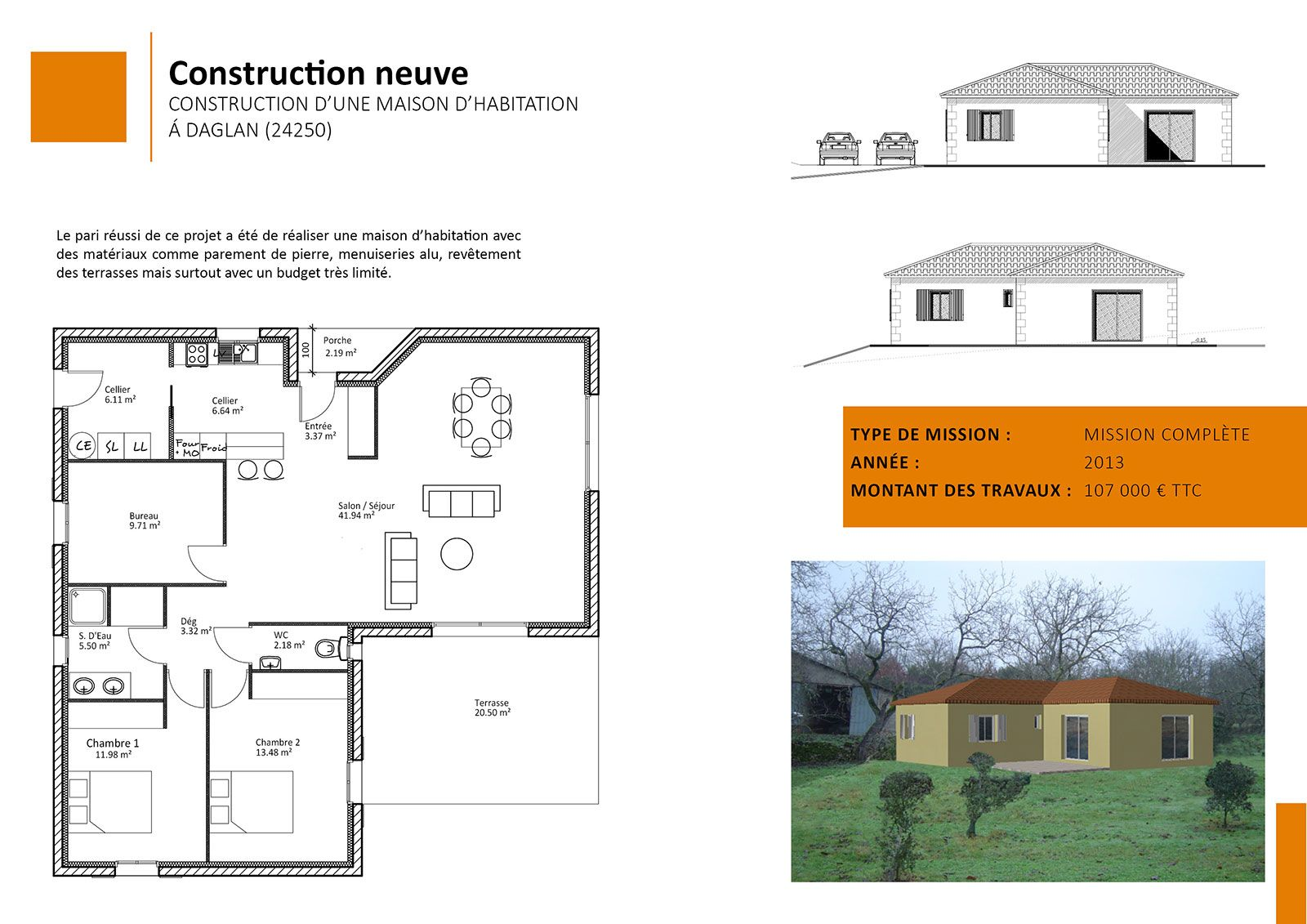 Plan architectural d une maison devoiler plus photo et concepts