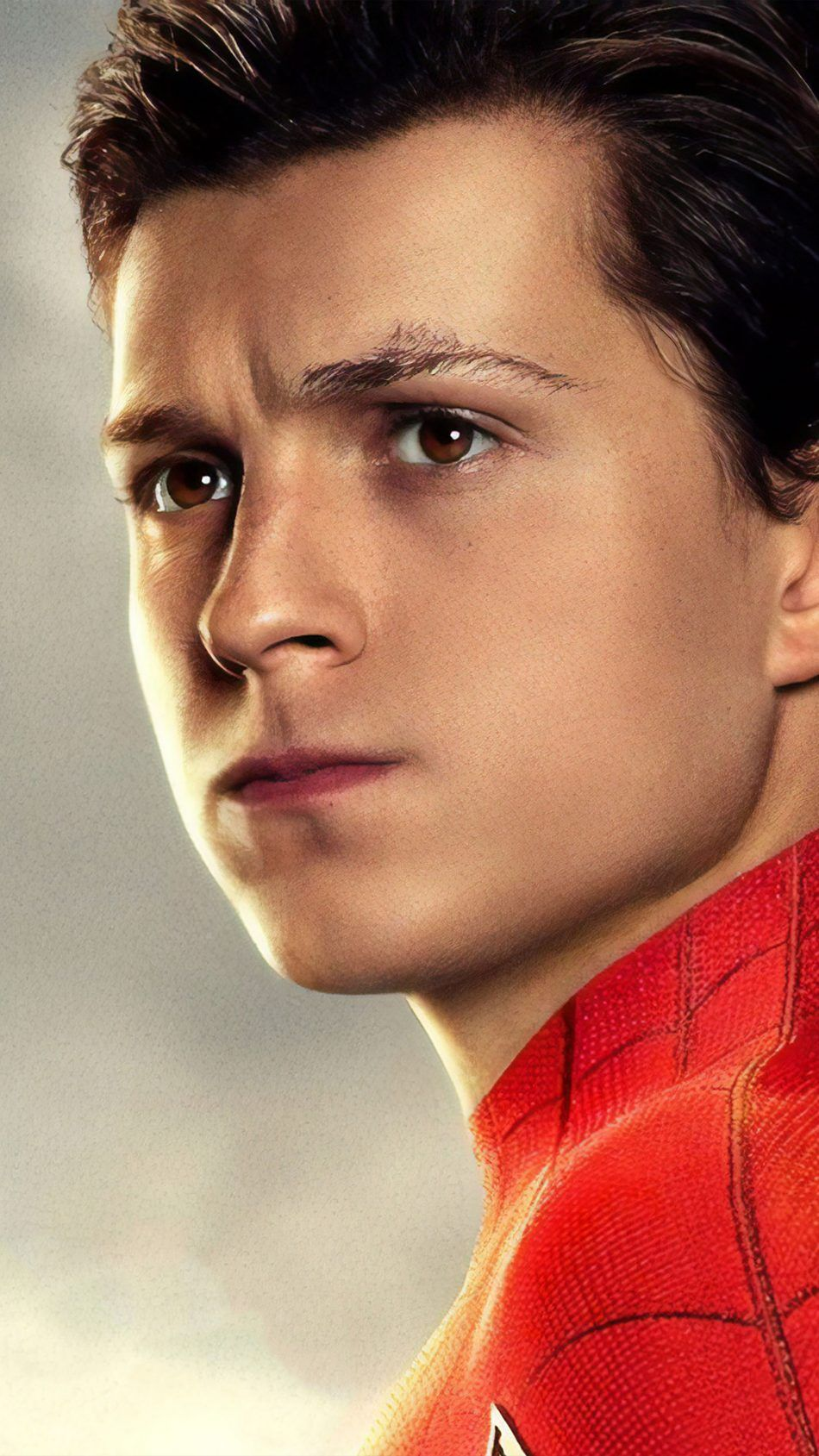Tom Holland As Peter Parker In Spider Man Far From Home 4k Ultra Hd Mobile Wallpaper Tom Holland Tom Holland Spiderman Tom Holland Peter Parker