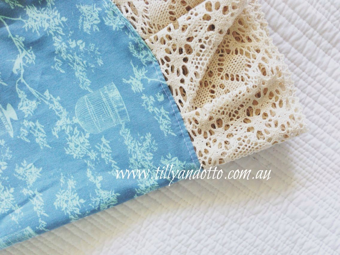 Otto Babyzimmer ~ Amelie lace baby wraps by tilly & otto. 44 x 44 inches of designer