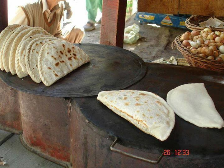 Image result for food of hunza local pizza
