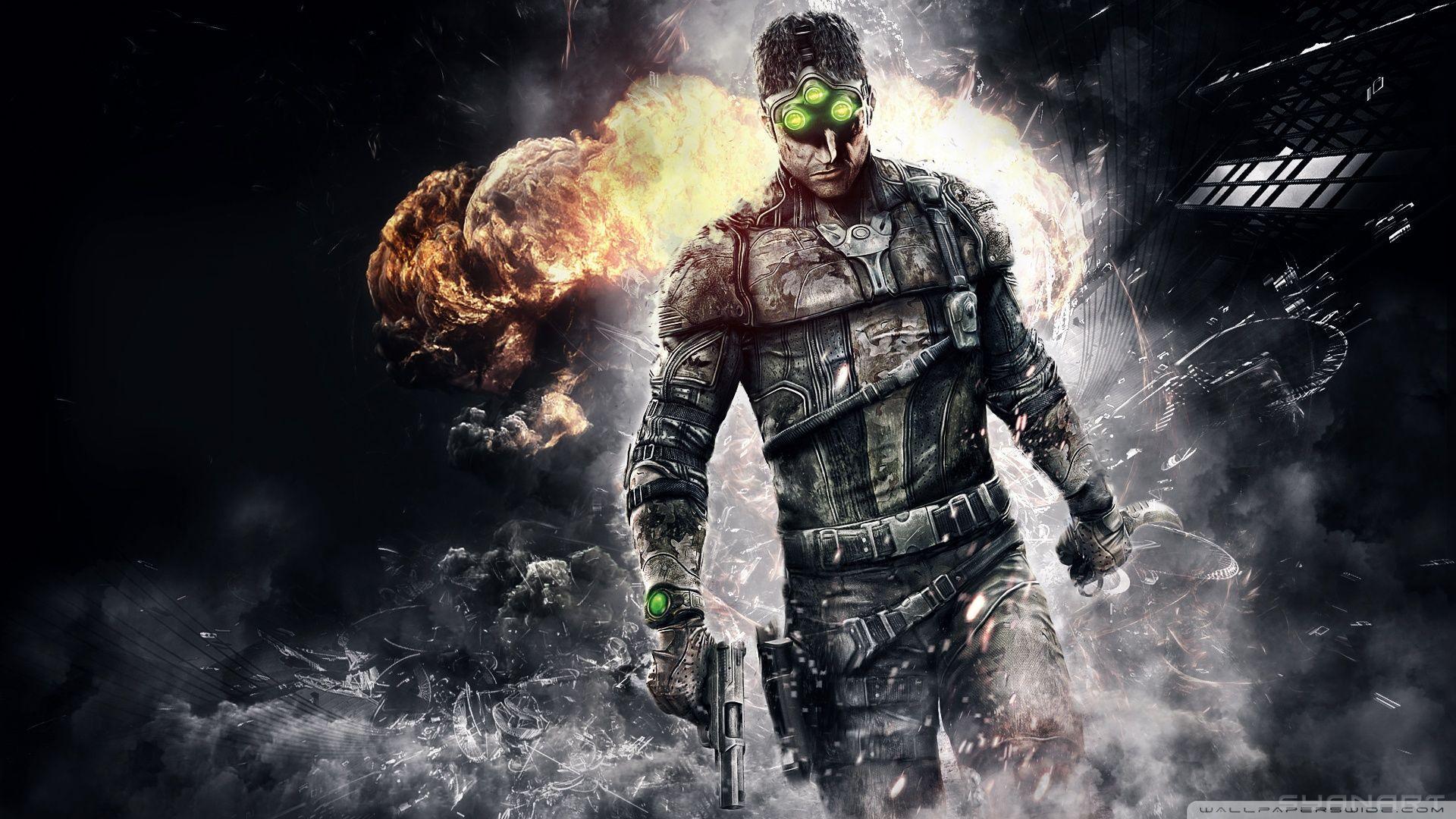 Splinter Cell Blacklist Wallpaper Splinter Cell Blacklist Hd