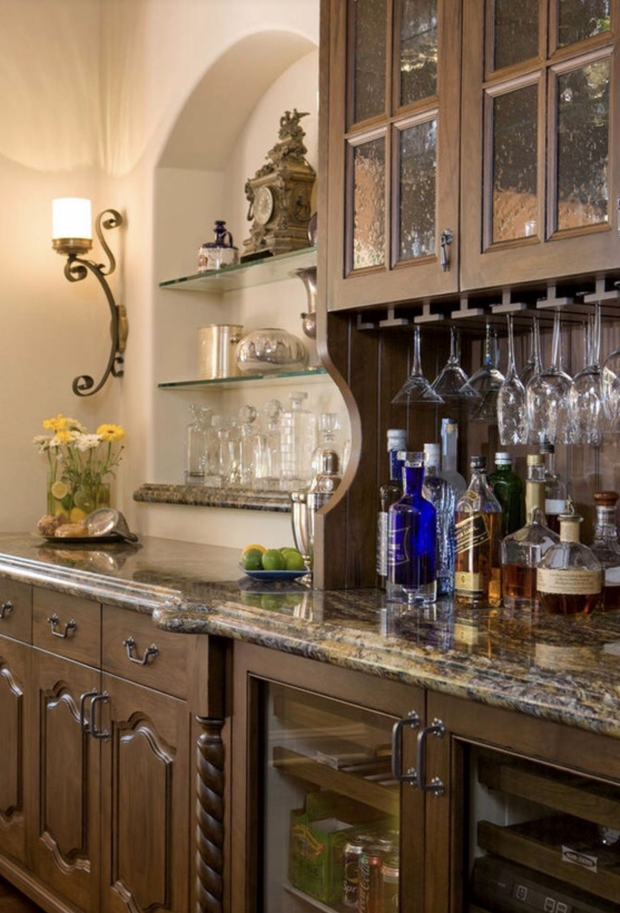 Pin by .... on Bar (With images) | Home garden design ...