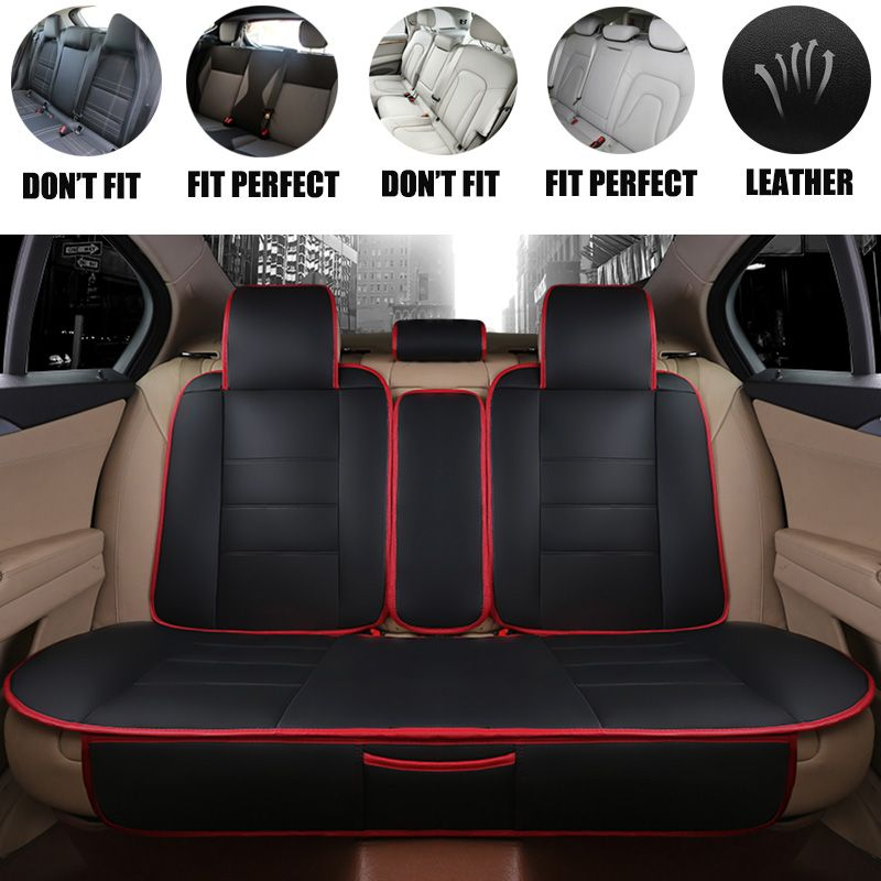 Excellent Yuzhe Leather Car Seat Covers For Kia Soul Cerato Sportage Theyellowbook Wood Chair Design Ideas Theyellowbookinfo