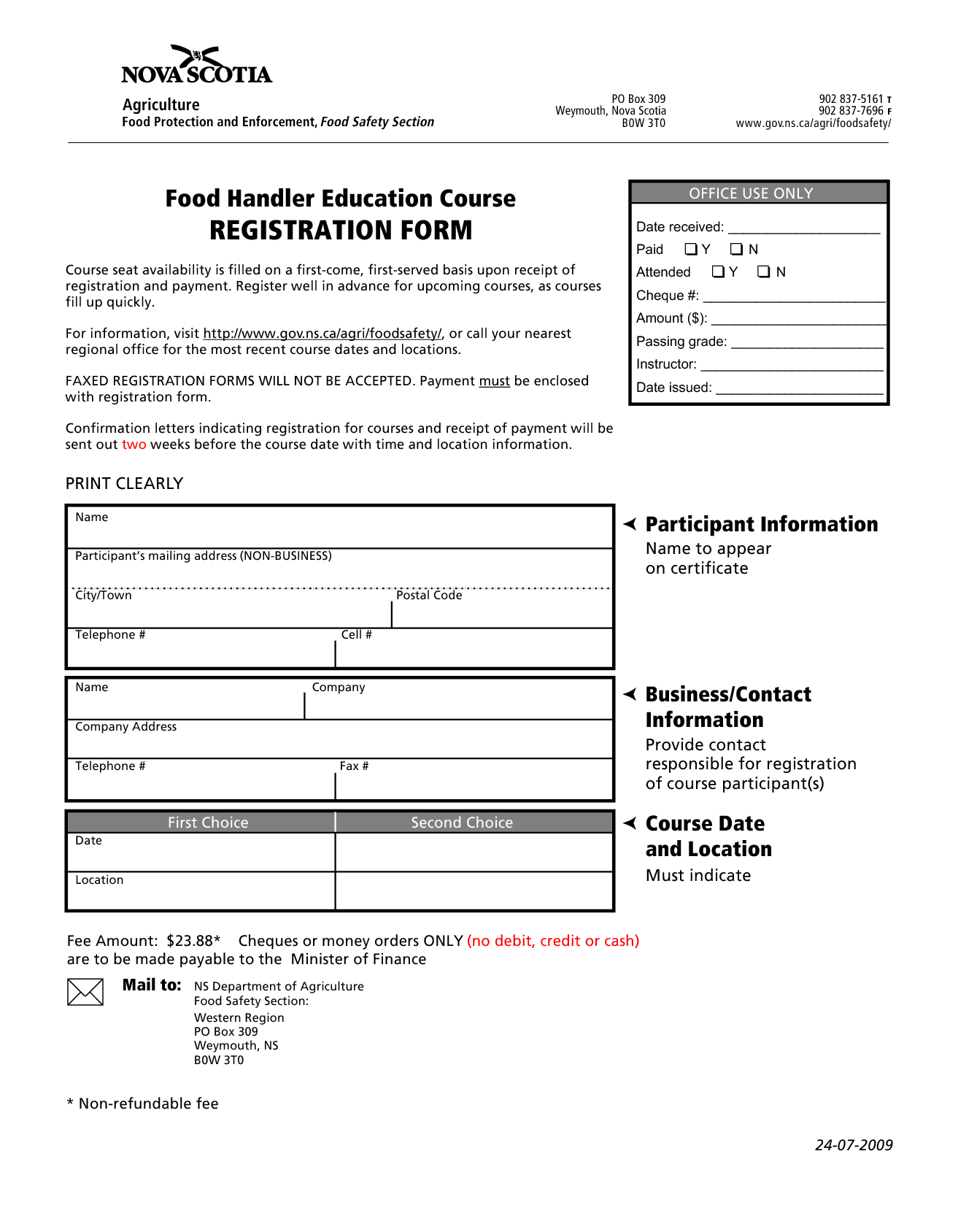 Like repin and share httpbesttrainingcoursesfwhp food handling certificate online do your food handler course now xflitez Gallery