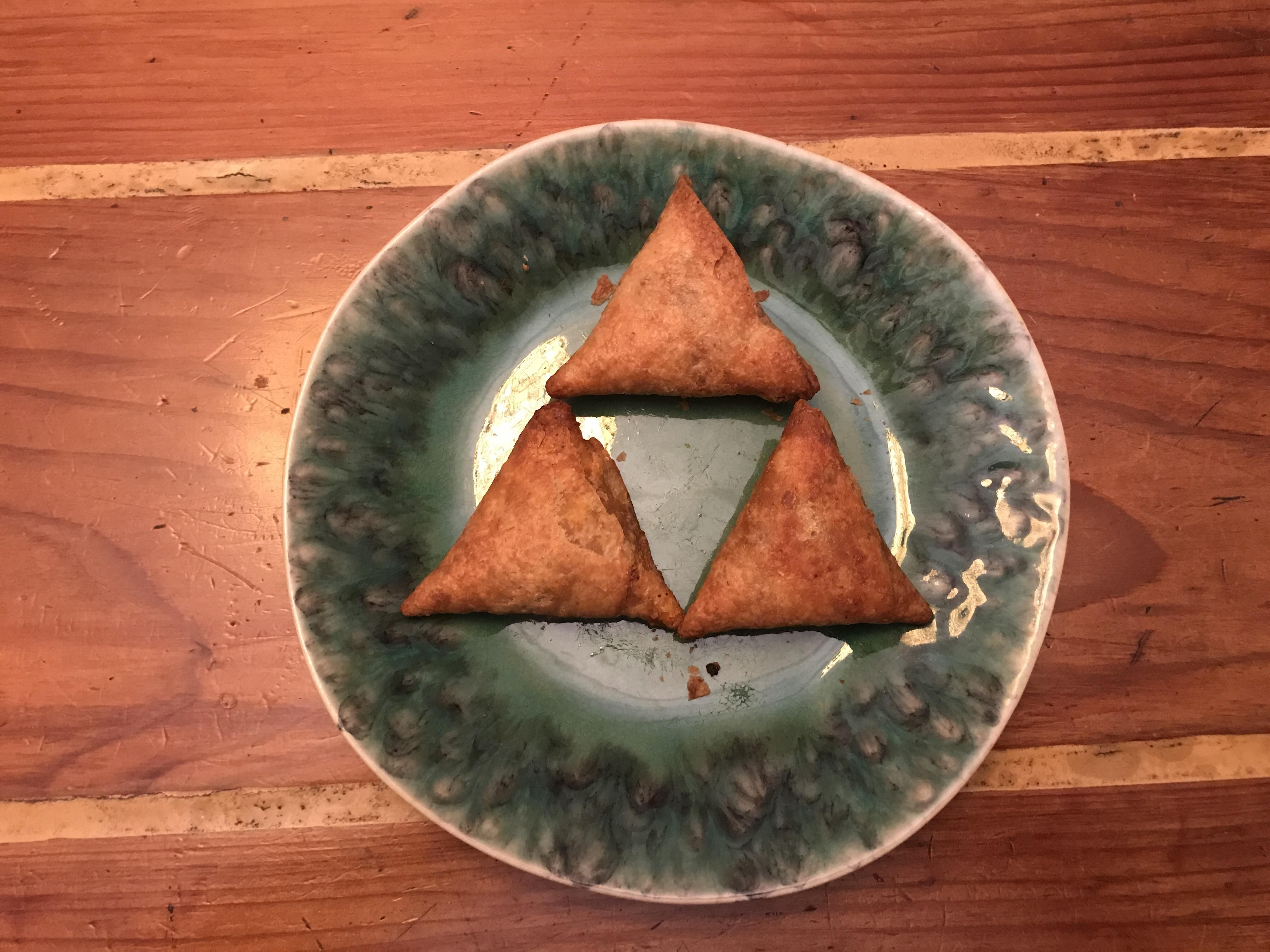 May the Goddess Hylia bless this meal