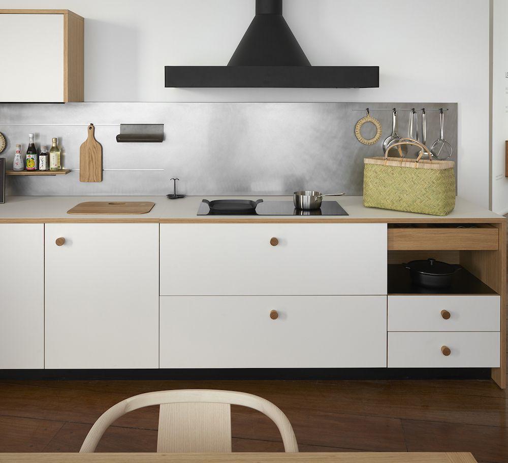 Diy Modular Kitchen: Kitchen Of The Week: Jasper Morrison's First Modular Kitchen For Schiffini