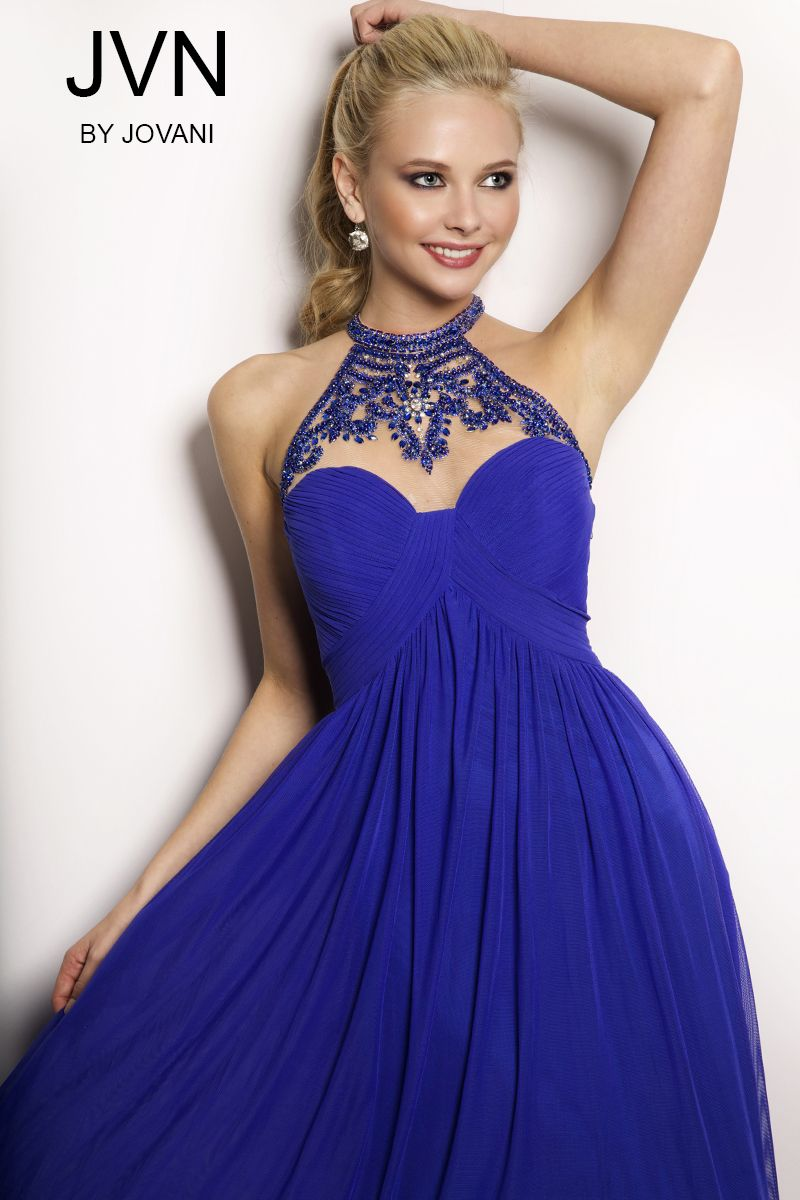 Blue Empire Waist Gown | Fancy-Shmancy dresses | Pinterest