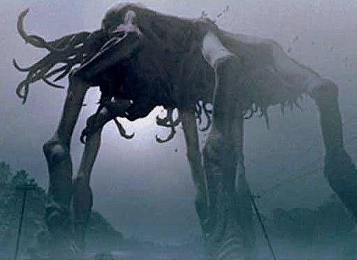 The Mist Movie Creatures The Mist Rpg Creatures Horror Mists