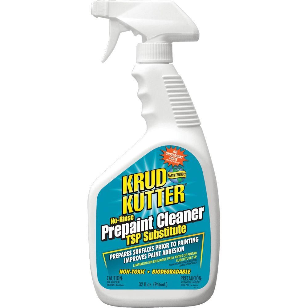 Krud Kutter 32 Oz Prepaint Cleaner Tsp Substitute Pc326 The Home Depot Krud Kutter Mildew Stains Cleaners