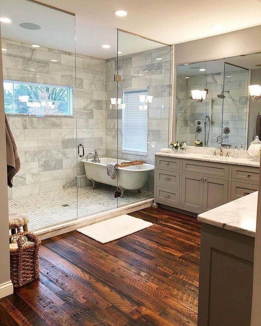 95 Brilliant Small Bathroom Remodel Gray Ideas 38 In 2020 Small Bathroom Remodel Bathroom Renovation Cost Bathroom Remodel Master