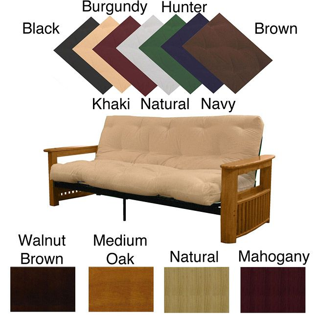 turn any room into a guest bedroom with this stylish futon mattress  the futon quickly turn any room into a guest bedroom with this stylish futon      rh   pinterest