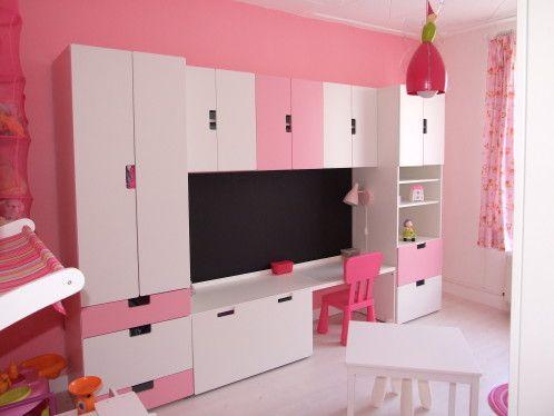 La nouvelle chambre de fille de Lalie | Storage, Google and Kids rooms