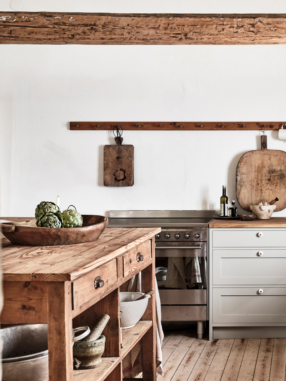 Photo of The Modern Farmhouse Kitchen: A Dream Remodel in the Swedish Countryside