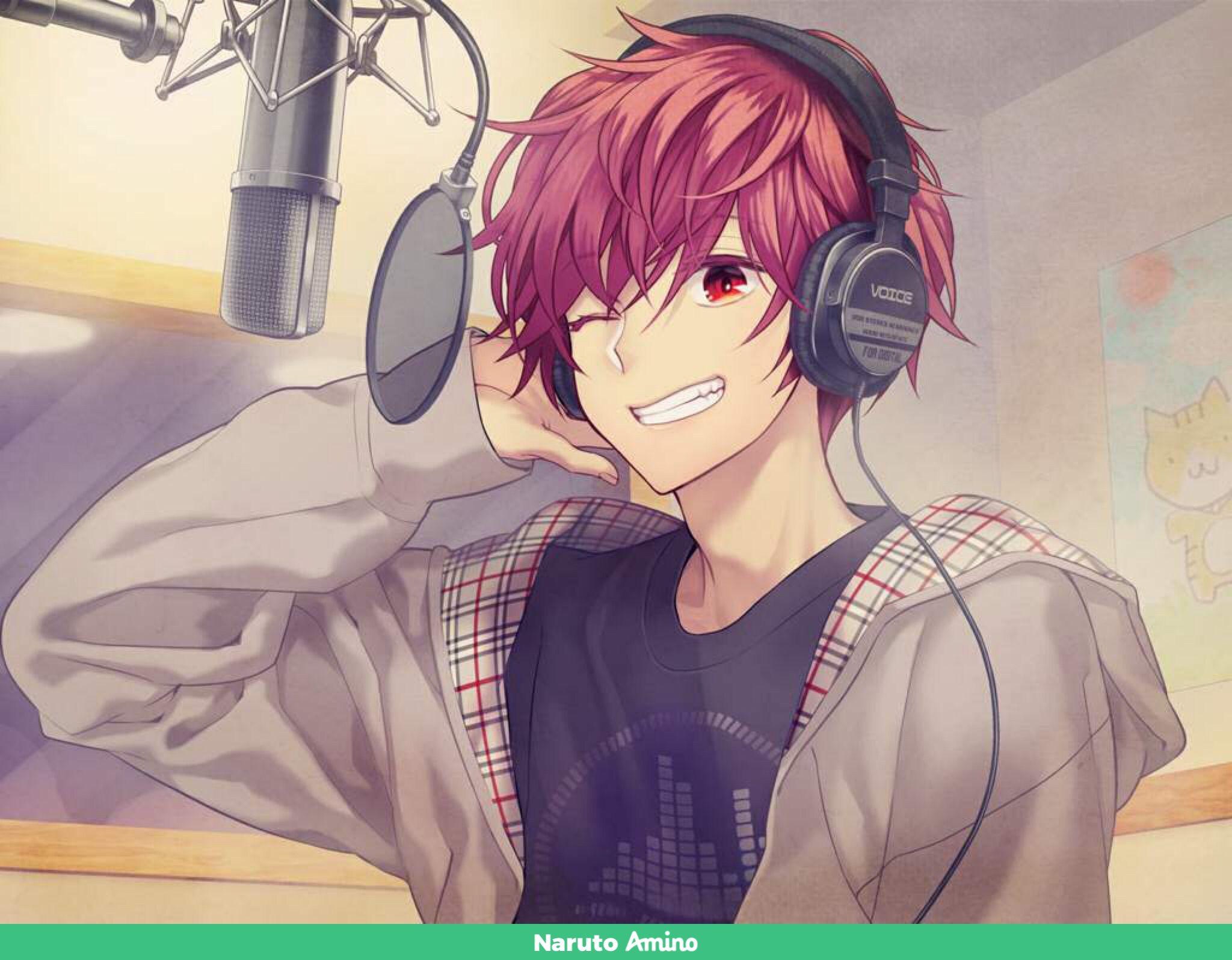 Pin By Nyrsalee Cruz On Anime 4 Life Anime Boy With Headphones Anime Boy Anime